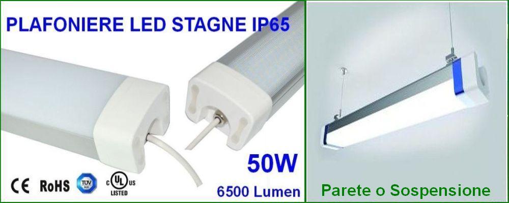Lampade a led per esterno omnialed plafoniere a led stagne - Plafoniere da esterno ...