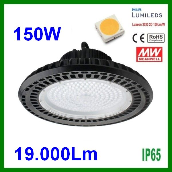 Bell 150W LED Industrial suspension